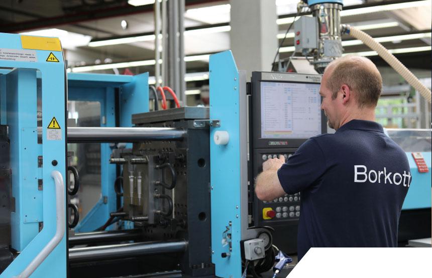 Fertigungskompetenz Kunststoffspritgusstechnik