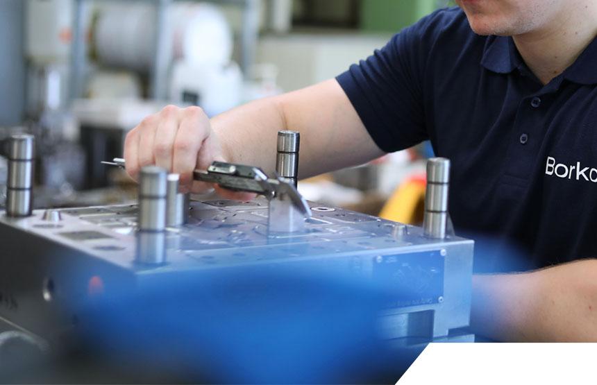 Fertigungskompetenz Werkzeugbau