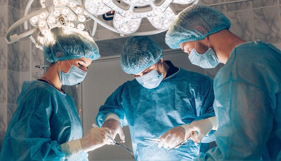 Branche Medizin Operation