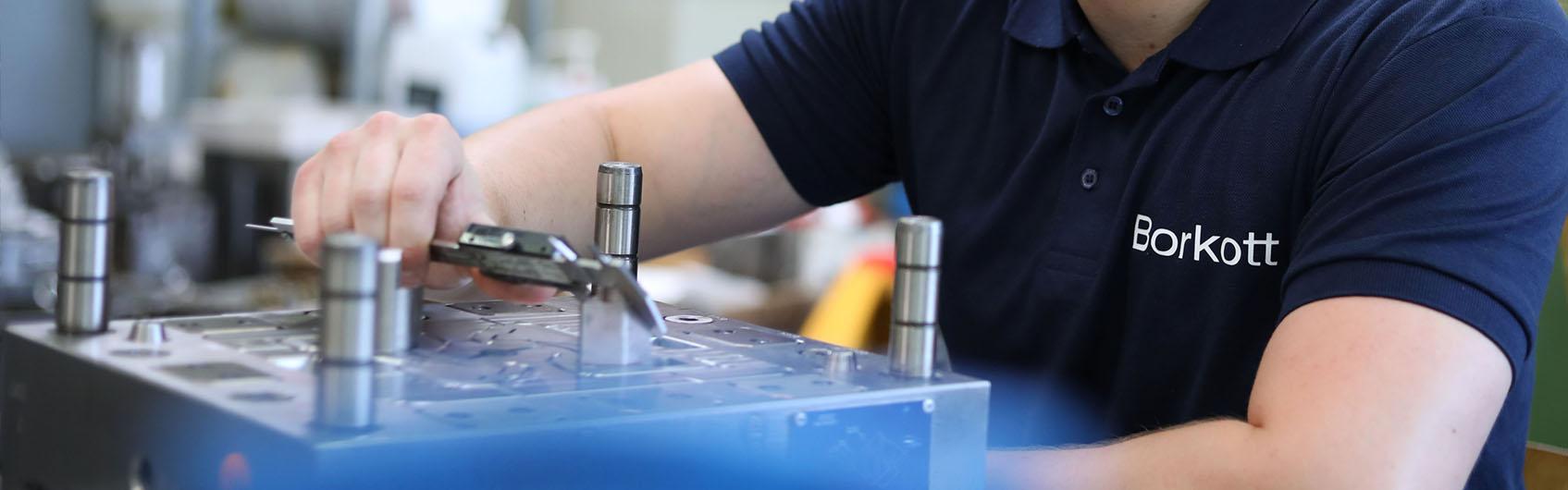 Werkzeugbau Fertigung